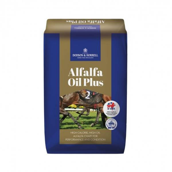 Bilde av Alfalfa Oil Plus fra Dodson & Horrell