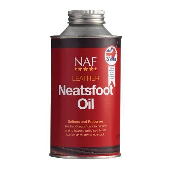 Bilde av NAF Leather neatsfoot oil 500ml